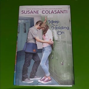 Keep Holding On book